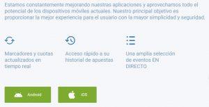 1xbet Chile Version Movil