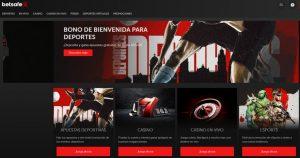 Betsafe Chile Apuestas Casino