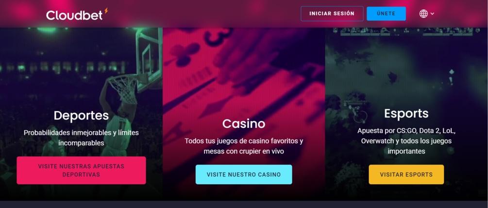 Cloudbet Chile Apuestas y Casino
