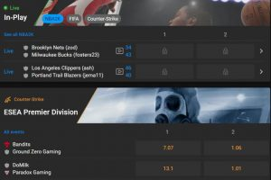 Cloudbet Chile Esports y Deportes Virtuales