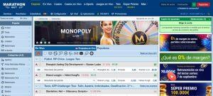 Marathonbet Chile Apuestas y Casino