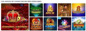 Netbet Casino Juegos