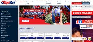 Rojabet Chile Apuestas Deportivas