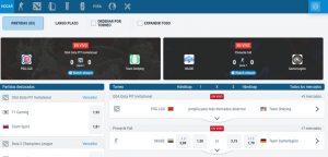 Sportingbet Chile Esports y Deportes Virtuales